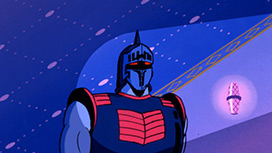 第25話 ロビンマスク再登場の巻/決闘! アマゾン大渓谷の巻