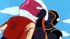 第32話 ウォーズマン・鉄のツメの巻/見たか! ロウ固め殺法の巻