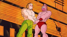 第61話 ミートを救え キン肉マンの巻/謎の超人モンゴルマンの巻