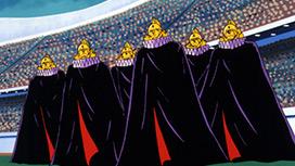 第66話 伝説の黄金マスクの巻/悪魔騎士の挑戦の巻