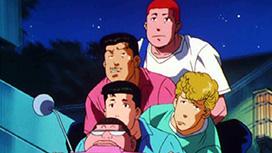 第92話 男の友情!?桜木軍団