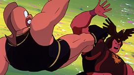 第4話 「恐るべし! 超人ホークマン」の巻