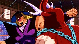 第38話 「味方か!? サムライ見参」の巻