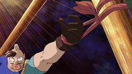 第37話 恐怖の妖腕刀! 危うし万太郎マスク
