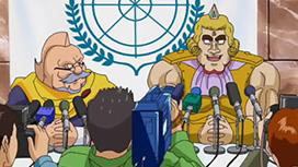 第41話 激闘開幕! 超人ワールドグランプリ