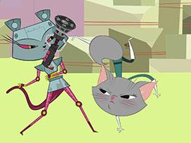 #021 キティ VS パンサー