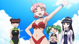 第12話 夏だ!水着だ!海水浴だ!