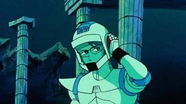 #004 謎の海底神像