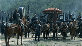 第2部《中原逐鹿》 第24話 白馬の戦い