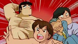 第26話 まことの相撲大会とカツ代ばあちゃん大恋愛