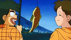 第59話 ワクワク夜釣りにいこう