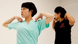#3 【介護スタッフ向け】NATSUKI脳科学ストレッチメニュー肩こり・腰痛・ひざ痛