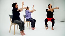 #6 【利用者向け】NATSUKI脳科学ストレッチメニュー肩こり・腰痛・ひざ痛