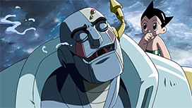 ASTROBOY鉄腕アトム イワンの惑星 ~ロボットと人間の友情~