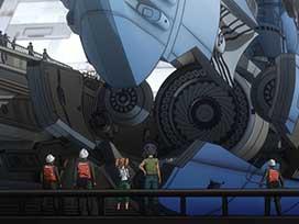第3話「要塞港、横須賀」