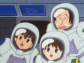 第39話 めざせ宇宙パイロット