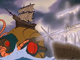 第37話 幽霊船の秘密