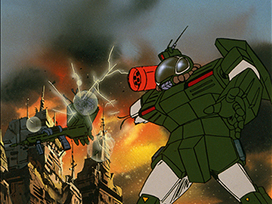 第4話 実戦のコクピット