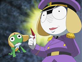 第22話 タママ 今日からボクが隊長ですぅ であります