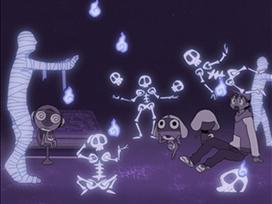 第53話 ケロロ お宝侵略大作戦 であります/アンゴル・モア 花見でモアモア~ であります