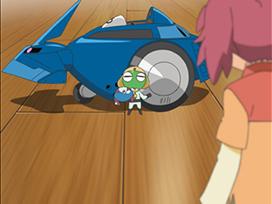 第60話 ケロロ ケロケロマシン猛レース であります/モア 眠り姫てゆーか安眠希望? であります
