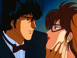 第50話 史上最強の敵!! リョウと香のラストマッチ(前編)