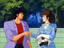 #09 恋の速度違反! 白バイ美人と手錠で交際