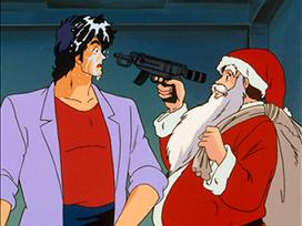 #37 リョウが香に…クリスマスに愛をこめて(前編)