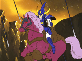 第31話 伝説の鎧、輝煌帝