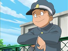 第1話 伝説のキャプテン