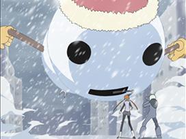 第141話 ケロロ 奥東京氷河期 アリサが来た! であります