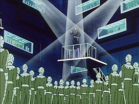 第42話 宇宙要塞ア・バオア・クー