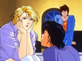 #08 復讐の美女! リョウに悲しみのブルースを