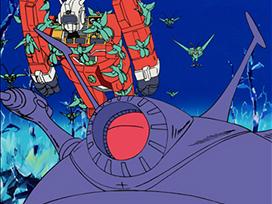 第10話 奇襲・バジン作戦