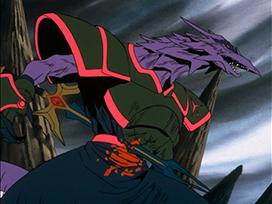 第24話 邪竜族降り立つ!! 恐るべき侵略者