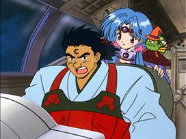 第45話 ガルデンの決意 爆裂丸クラスチェンジ!!