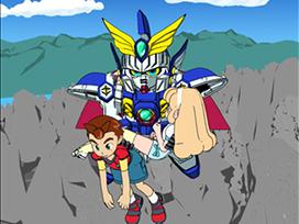 第3話 天駆ける騎士(ナイト) ゼロ
