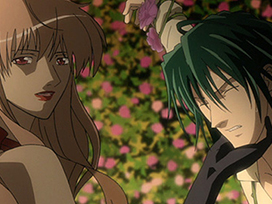第12話 薔薇と天狗