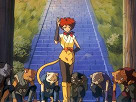 第75話 豹猫四天王の陰謀