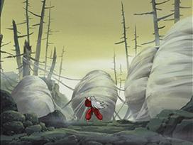 第100話 悪夢の真実 嘆きの森の戦い