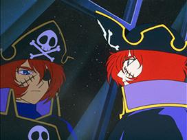第36話 強いぞ!鮫船長(キャプテンシャーク)