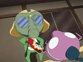 第263話 ケロロ 夢をかなえるゾウムシ であります/ケロロ がんばれゴミ袋! であります