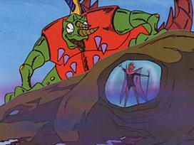 第26話 妖獣ガメレーン地獄の大進撃