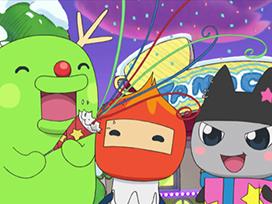 第11回 第21話「キラキラ!仮装でクリスマス」/第22話「ぐるぐる?迷子のアカハナっち」