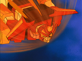 第34話 エン、成層圏で戦う/要塞宇宙人 パット星人 登場