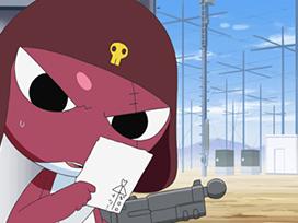 第355話 桜華 引退! であります/ケロロ 君は生き残ることができるか であります