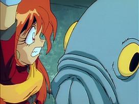 第5話 Escape! 炎の半魚人ヌンサ!