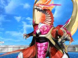第18話 新たな仲間、爆炎の覇王ロード・ドラゴン・バゼル!