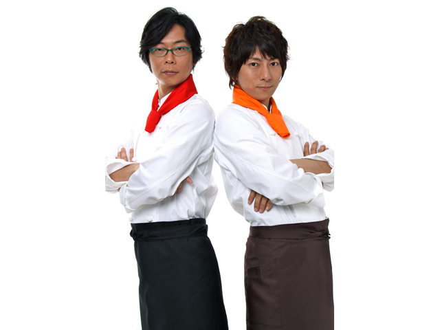ときめきレシピ ロシア料理の巻~間島淳司&羽多野渉~