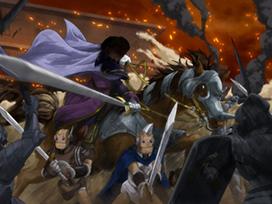 第23話 白き騎士の伝説 天空の光剣クラウン・ソーラー